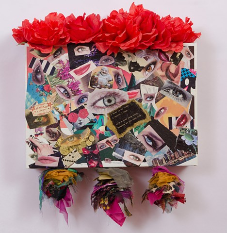 "BOXES ""Roses & Fabrics"""