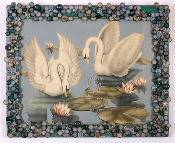 """FOUND  """"Swans"""""""