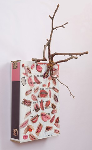 """BOXES """"Lips & Brooklyn Twig""""  Oblique View"""