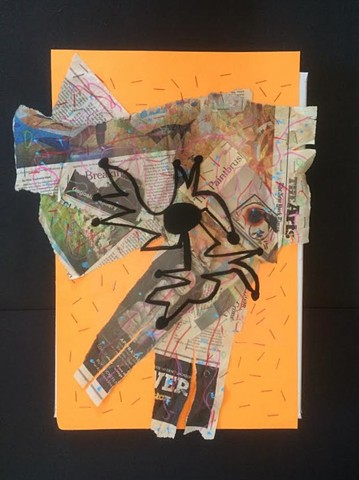 PAINTING-COLLAGE