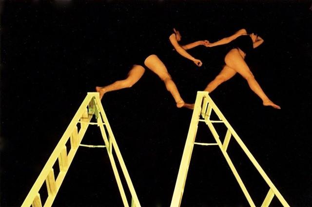 Little Dances of Misfortunes Ladders 1 (Production still)