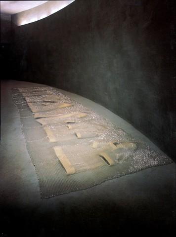 Biennale di Firenze (Il Tempo e la Moda) Installation view, 1996