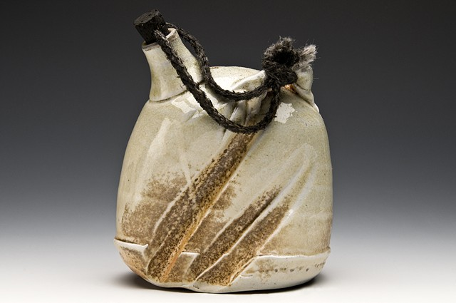Woodfired flask