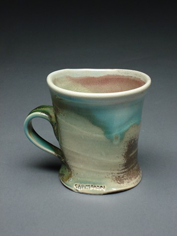 Sodafired cup