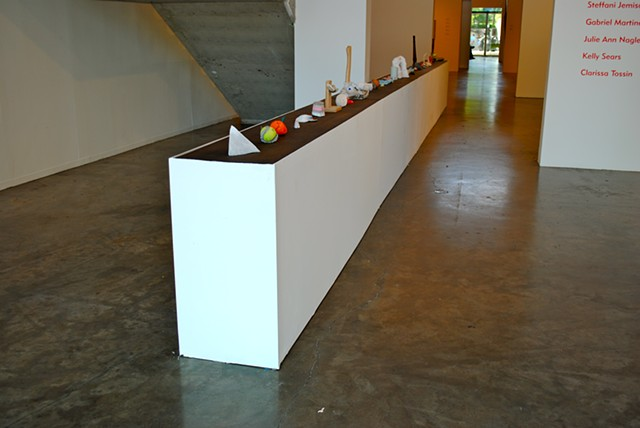 Installation at Blanton Gallery, Museum of Fine Arts, Houston ((3)