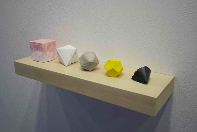 Platonic Solids (small)