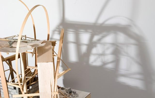 Ver(mont)nacular - Reference Sculpture