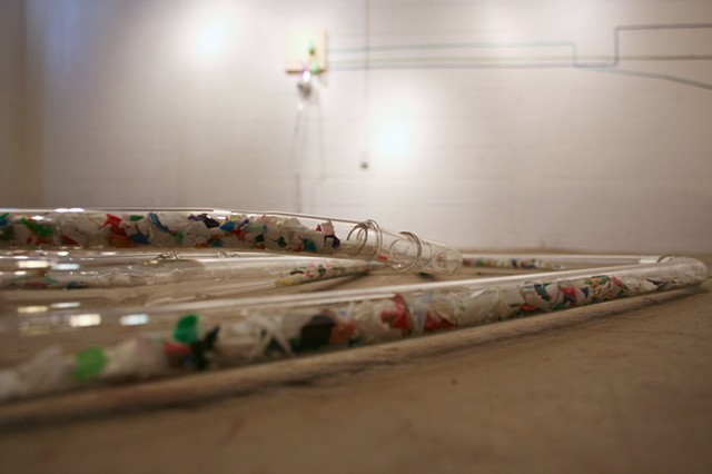 In Production (installation view)