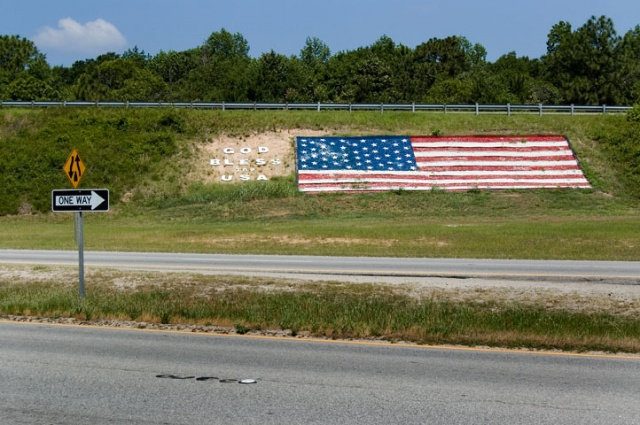 Landscape Flag