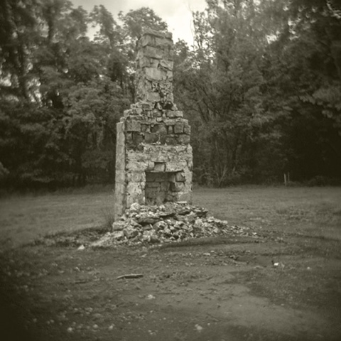 Lone Chimney Standing