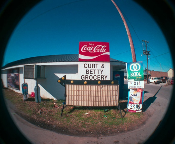 Curt and Betty's Grocery