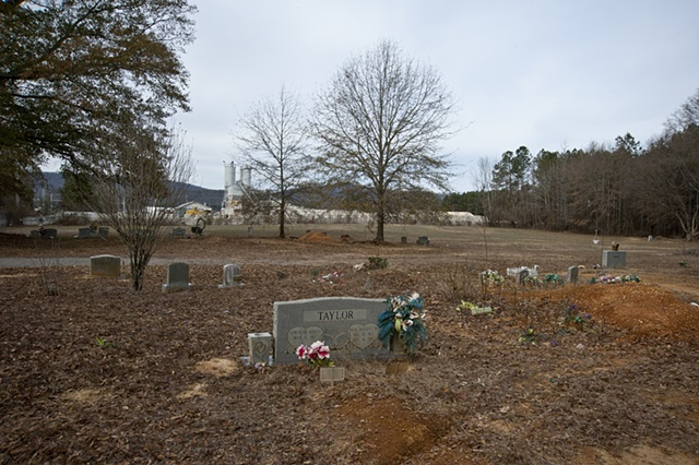Hayes Nature Preserve Cemetery