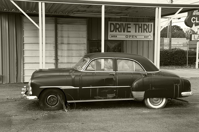 Old Chevrolet