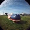Patriotic Propane Tank