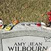 Amy Jean's Headstone