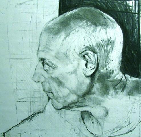Found Photographs: Picasso