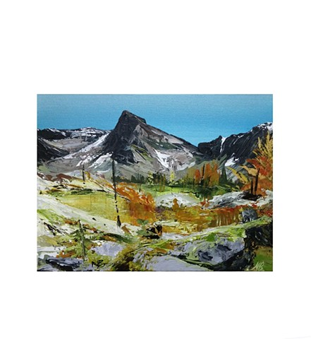 Kootenay inspired - SOLD