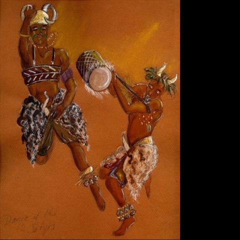 Satyr Dancers