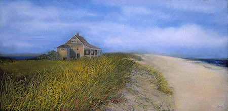 "Beach House Pastel 14.75"" x 29.5"""