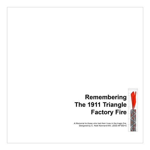 Remembering The 1911 Triangle Factory Fire Brochure Cover