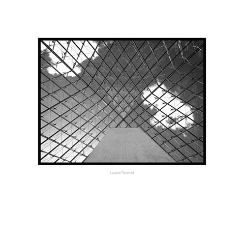Architectural Digital Fine Art Photographs in black & white prints