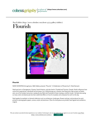 Flourish Exhibit