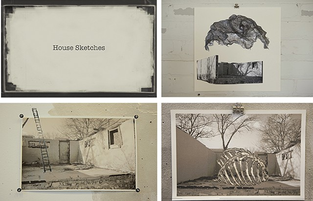 House Sketches (stills from video)