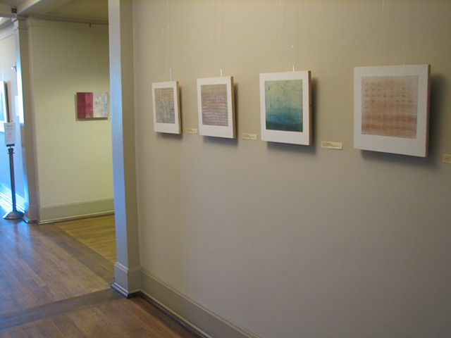 Installation photo from Samuel Morse Museum, Historic Estate, and Nature Preserve. Poughkeepsie, New York