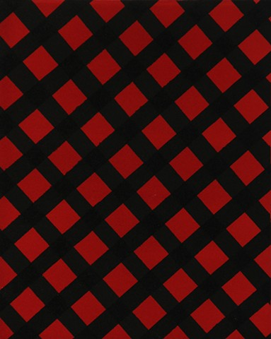 Red and Black Pattern