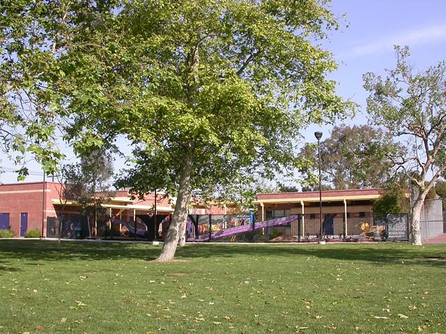 Algin Sutton Day Care Center Gate