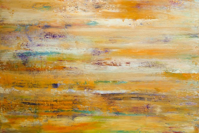 cold wax, oil paintings, abstract expressionism