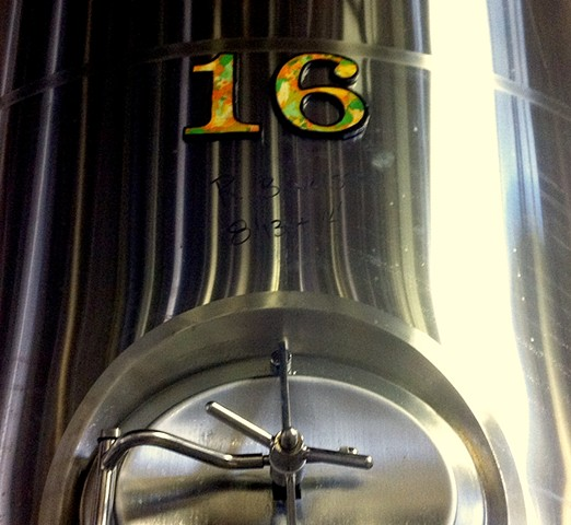 brewing tank number for Trim Tab brewery