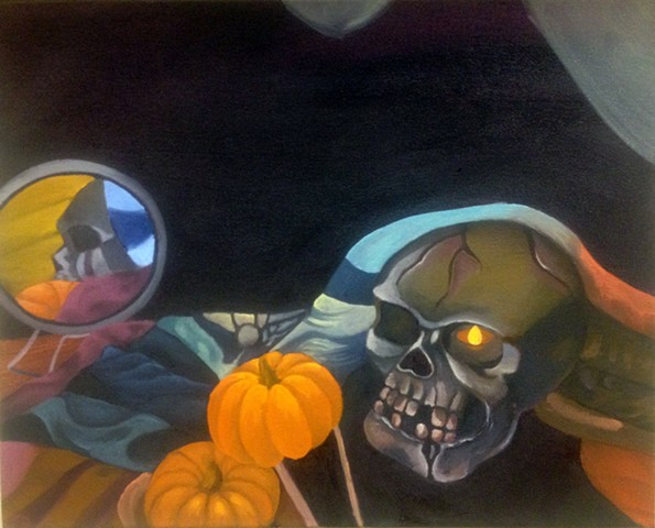 Vanitas, Narrative Still Life; Introduction to Painting