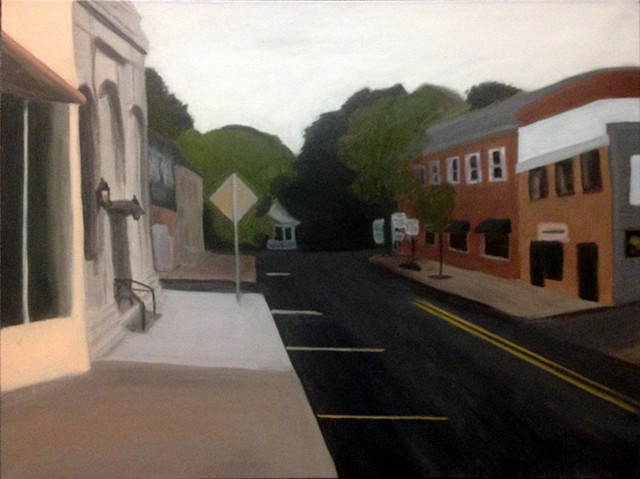 Perspective Painting; Introduction to Painting