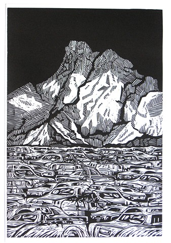 Stan Kaplan, participating artist, (S)Edition: Prints as Activism