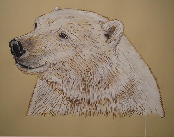 Polar Bear (from the Apologies to the Future series)