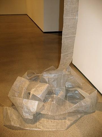 Fanny Retsek, participating artist, (S)Edition: Prints as Activism