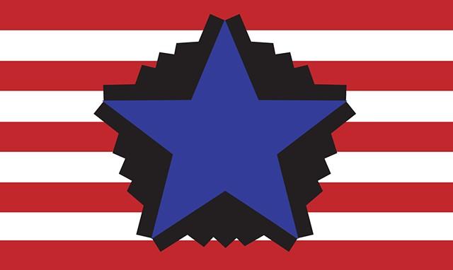 StealthStar Flag
