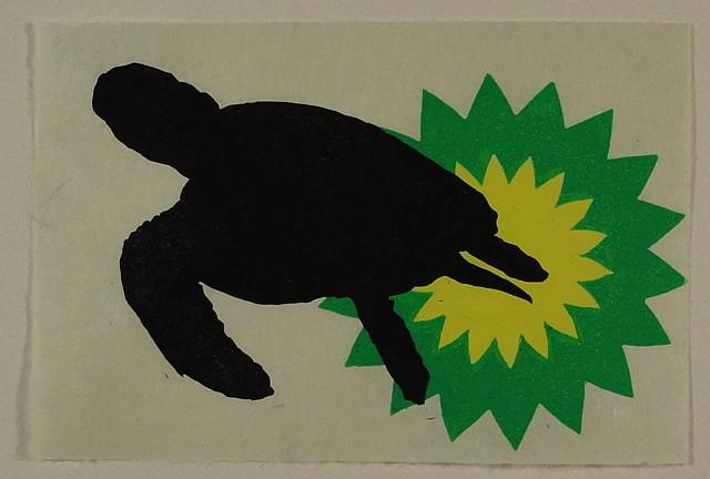 BP Sea Turtle