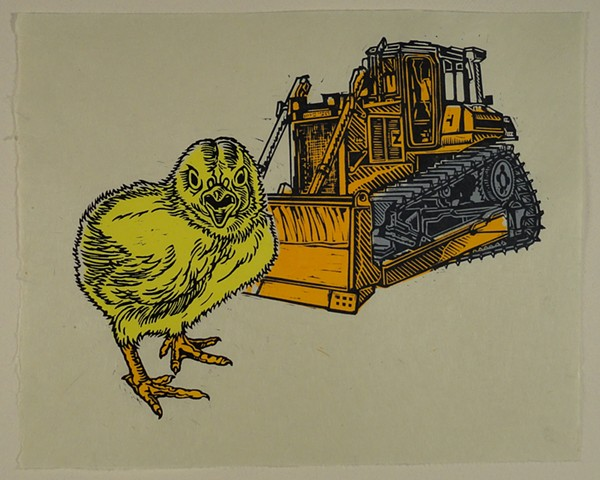 Chick vs. Dozer