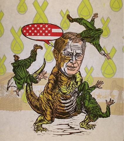 Tyrannosaurus Rumsfeld