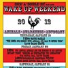 Wake Up Weekend Poster