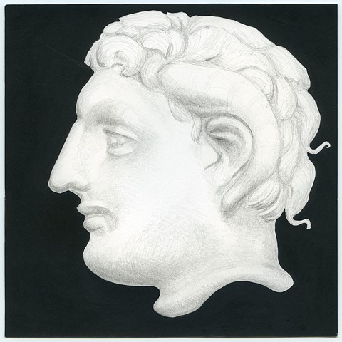 Greek Head