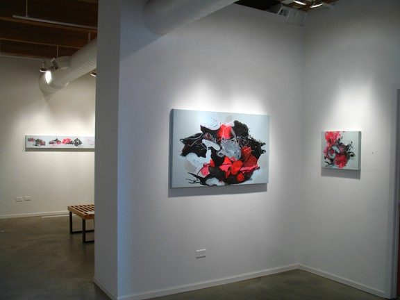 Clearing Installation View 7 (Clearing 4, Clearing 8, Clearing 3)