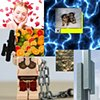 2011: digital collages