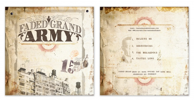 Faded Grand Army