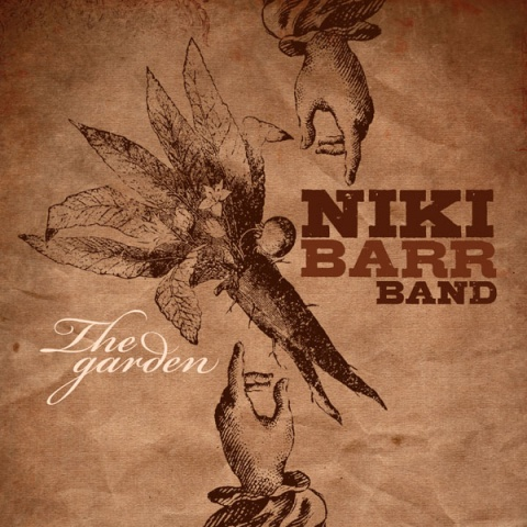 Niki Barr Band - Album Cover Design