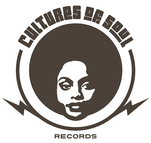 Cultures of Soul Records design by tony forte