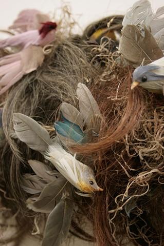 Nest, detail