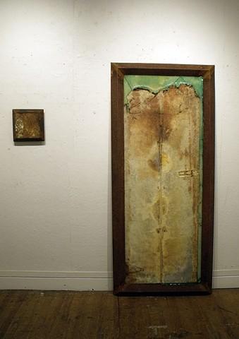 Material Memory Object and Cellar Door